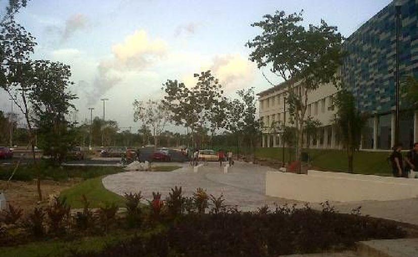 El edificio se desarrollará en el campus Riviera Maya de la Universidad de Quintana Roo. (Jesús Tijerina/SIPSE)