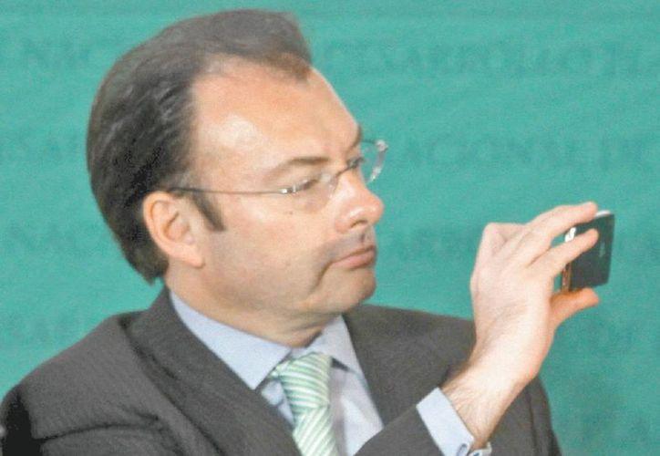 Desde enero, Luis Videgaray, titular de Hacienda, ha advertido que no hay recursos suficientes. (Milenio)