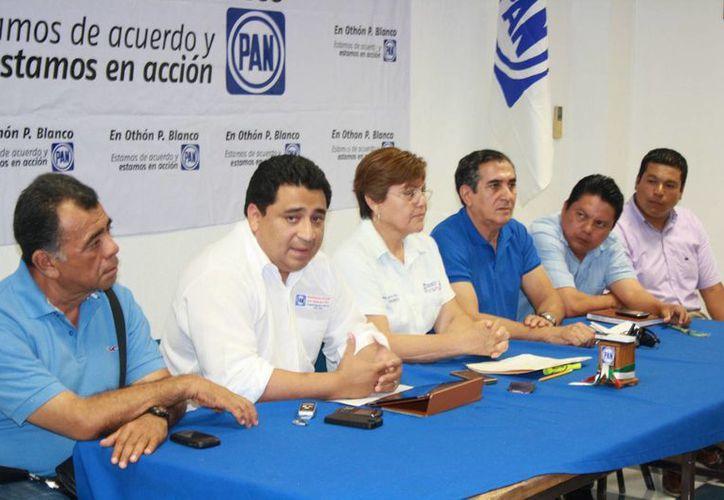 A más tardar el 4 de mayo deberá definirse la candidatura del PAN a la presidencia de Othón P. Blanco. (Harold Alcocer/SIPSE)
