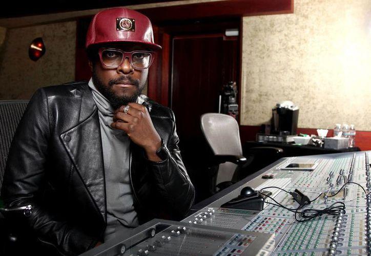 El vocalista de los Black Eyed Peas lanzó recientemente su cuarto álbum solista '(hash)willpower'. (Agencias)