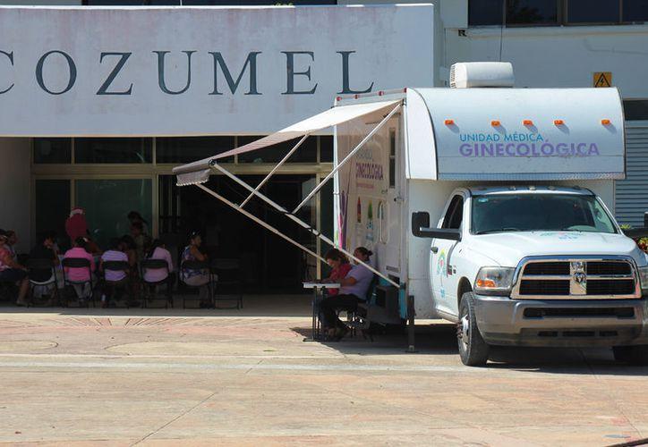 Las jornadas ginecológicas se programaron del 10 al 13 de octubre en Cozumel. (Gustavo Villegas/SIPSE).