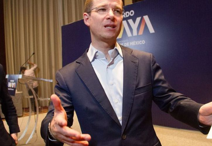 Ricardo Anaya ha enfrentado acusaciones contra supuesto lavado de dinero. (Internet)