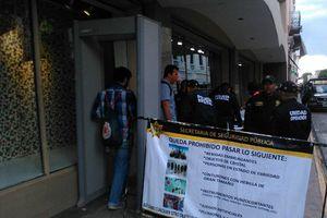 Seguridad total en el centro de Mérida para 'El Grito'