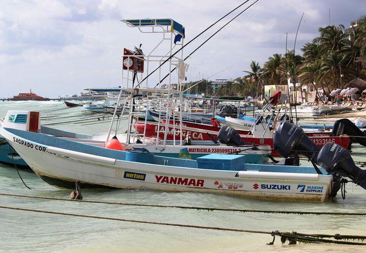 Requieren un sitio para las embarcaciones y hacer maniobras en la calle, pero que no causen conflicto como en la zona centro. (Foto: Octavio Martínez/SIPSE)