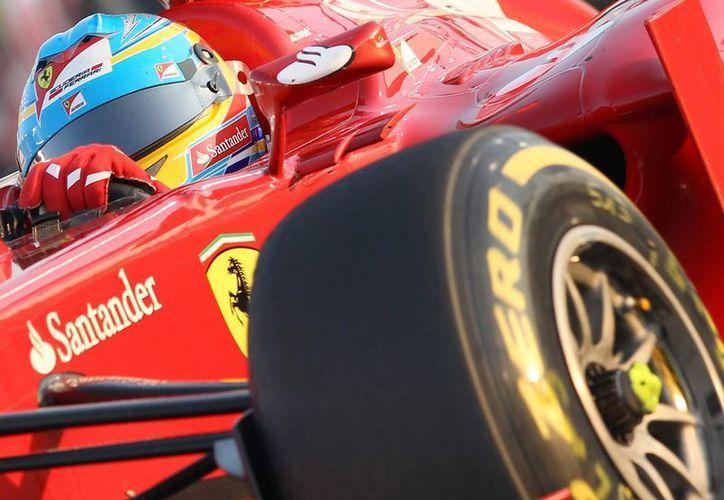 Fernando Alonso participará junto a su coequipero de Ferrari. (Foto: EFE)