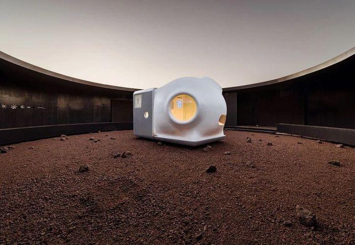 Xiaomi y el estudio de arquitectura OPEN han creado una casa concepto para cuando tengamos que vivir en Marte. (Foto: Contexto/Internet)