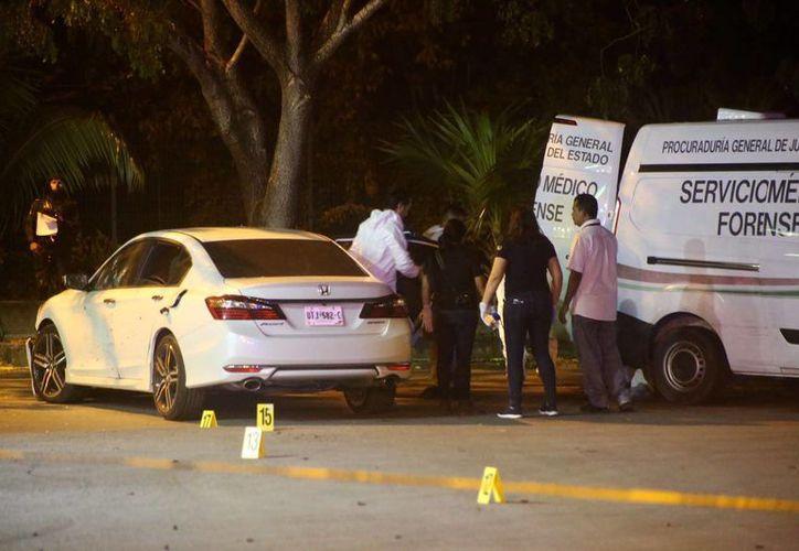 'El Toño', quien fue ultimado a balazos el miércoles pasado, fue identificado como responsable de cobrar derecho de piso en una zona de Cancíún. (Redacción/SIPSE)