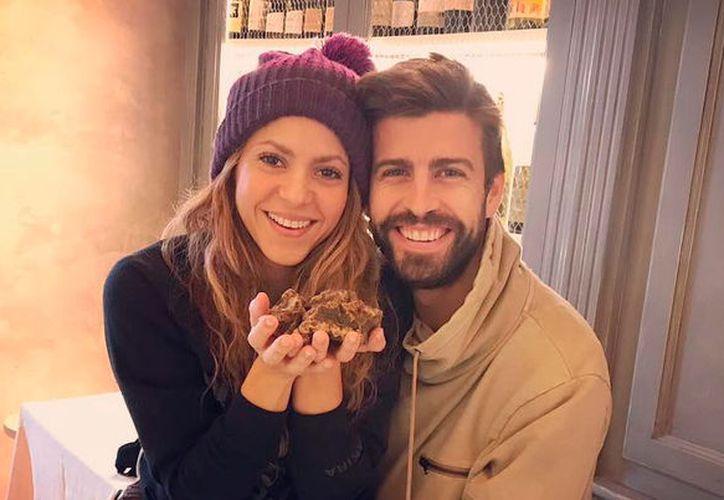 La estrella colombiana recurrió a su Instagram para publicar un mensaje de amor a su pareja. (Hola USA)