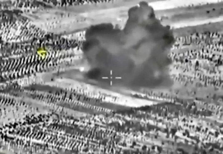 Los ataques aéreos contra el Estado Islámico en Siria se intensificarán, informó esta mañana el Ministerio de Defensa de Rusia.