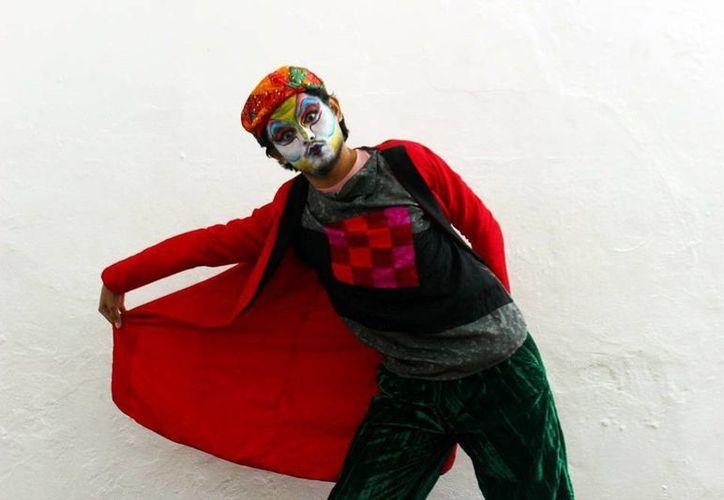 Yucatecos presentan una obra infantil en la Muestra Nacional de Teatro, en Toluca. (SIPSE)