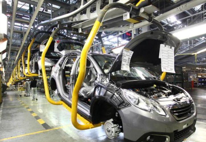 Abre investigación gobierno de EU a industria automotriz. (Foto: Internet)