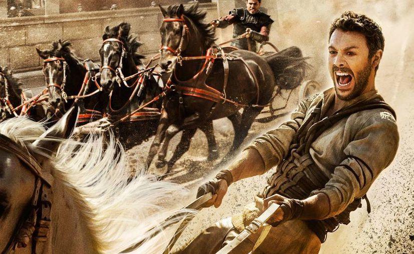 Los actores Morgan Freeman, Rodrigo Santoro, Jack Huston y Toby Kebbell estarán presentes en la premier mundial de Ben Hur en México. (idigitaltimes.com)