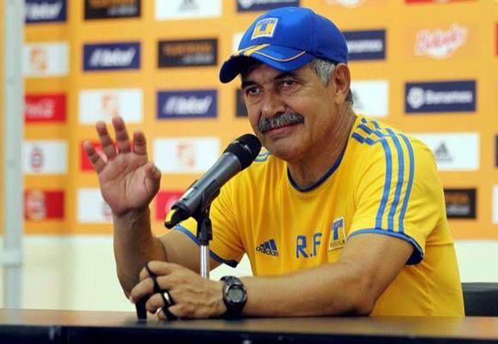 No solo el 'Tuca' fue sancionado sino también el club Santos, con 2 mil días de salario mínimo. (mediotiempo.com)
