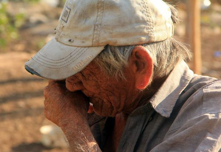 Los adultos mayores padecen infecciones de forma más frecuente.