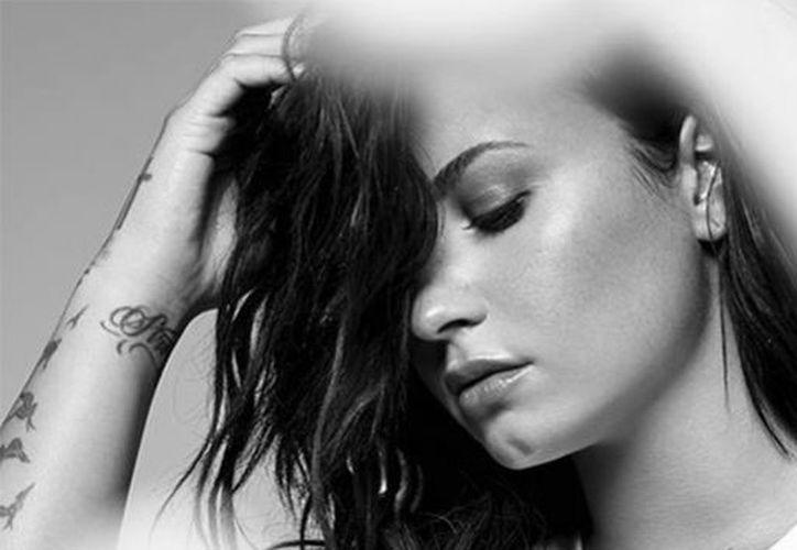 Demi Lovato se encuentra en proceso de rehabilitación. (Internet)