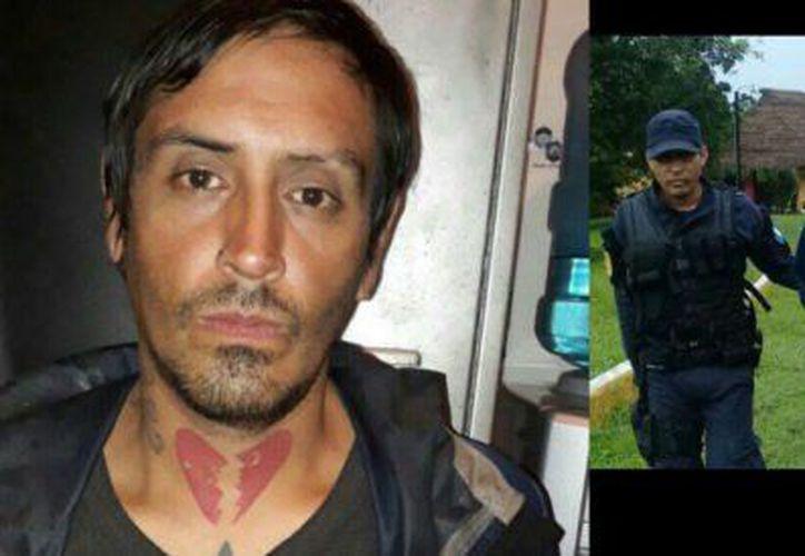 El hombre está involucrado en la muerte de dos mujeres en 2014 y 2016. (Foto: Aristegui Noticias)