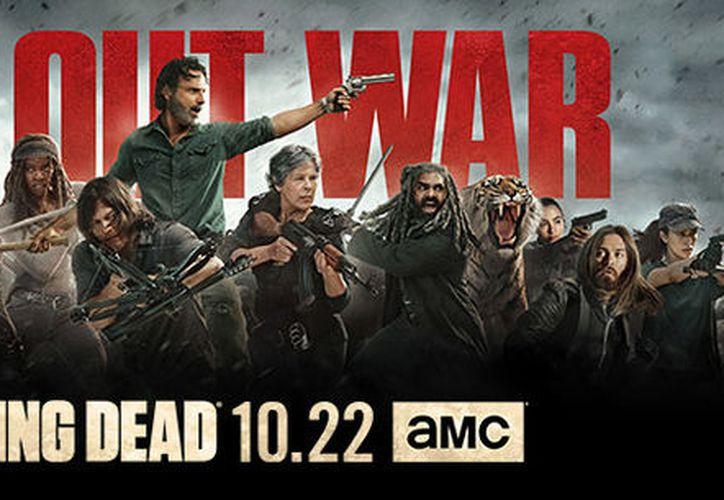 La octava temporada se estrena mañana en Estados Unidos.