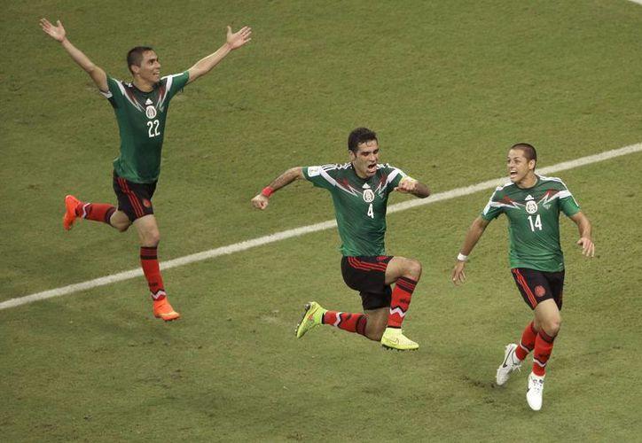 Márquez podría participar con el Tri en las Copas América y de Oro de 2015. (Foto: Archivo/AP)