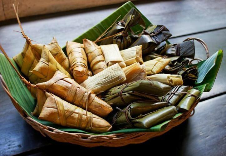 Con esta receta podrás disfrutar de unos tamales dulces. (Redacción)