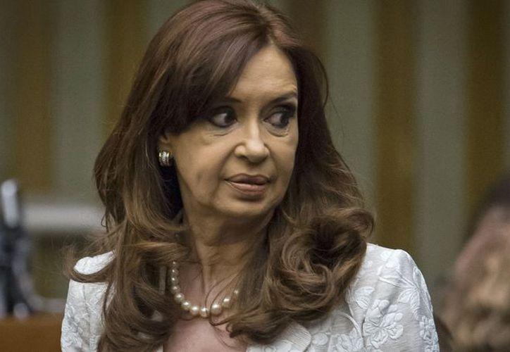 Un tribunal pidió prisión preventiva para Cristina Fernández de Kirchner. (Contexto/Internet)