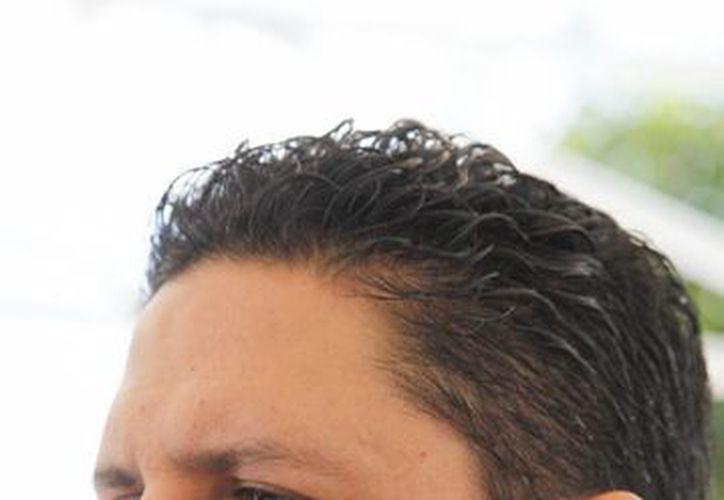 Subsecretario de Planeación y Desarrollo de la Sedetur, Raúl Andrade Angulo. (Redacción/SIPSE)