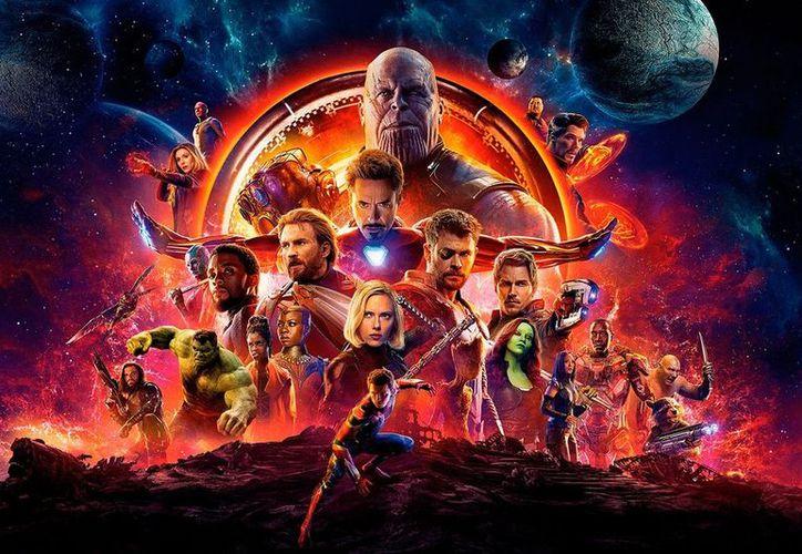 Avengers: Infinity War se estrenará este fin de semana en salas de casi todo el mundo, excepto Rusia y China, donde se proyectará el 3 y 11 de mayo próximos. (Vanguardia MX)