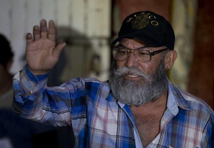 El líder de autodefensas de Michoacán, Estanislao Beltrán, declaró que el diálogo permitirá aclarar ciertos puntos, pero no dijo cuáles. (Agencias/Foto de archivo)
