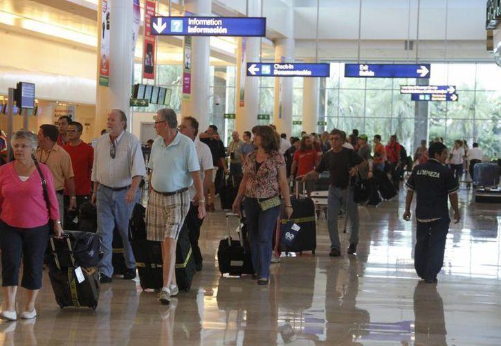 Los hoteles están listos para recibir a los turistas nacionales y extranjeros. (Israel Leal/SIPSE)
