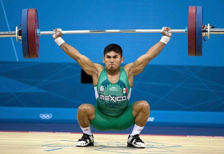 Lino Montes se convirtió en el primer mexicano en quedar en sexto lugar en unas Olimpiadas. (SIPSE)