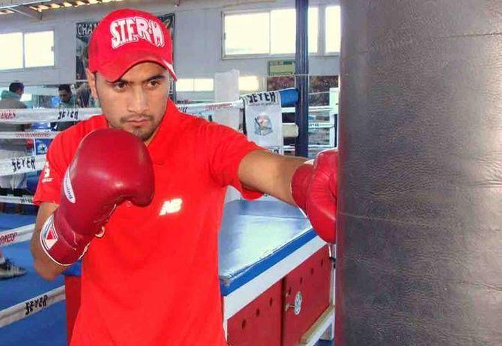 Juan 'Churritos' Hernández espera que sus recientes batallas sean prueba de que está preparado para pelear un título mundial. (boxeomundial.com)