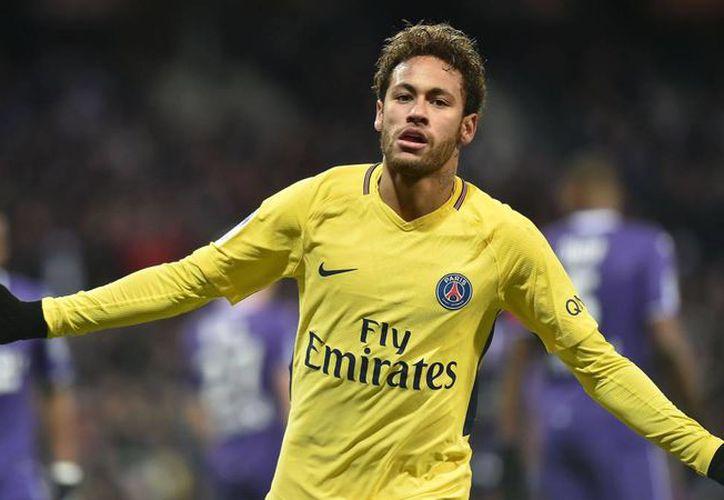 El Paris Saint-Germain pasó apuros ante el Toulouse, ganando por la mínima gracias a Neymar. (Foto: AS)
