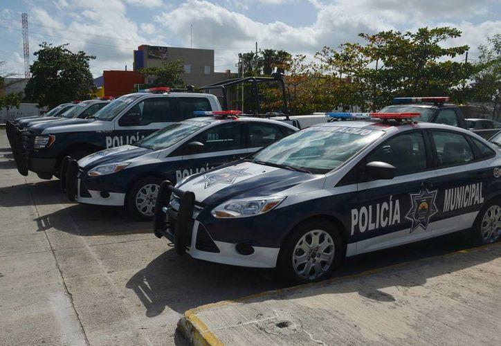 La falta de patrullas ocasiona que no se puedan atender eficazmente los llamados de emergencia. (Gustavo Villegas/SIPSE)