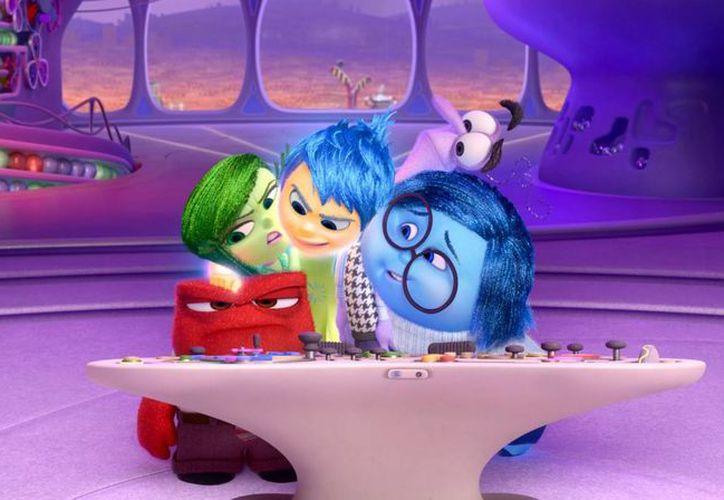 Las emociones y los estados de animo de una niña de 11 años son los protagonistas del nuevo filme de Disney, Intensa-mente. (rodandocine.com)