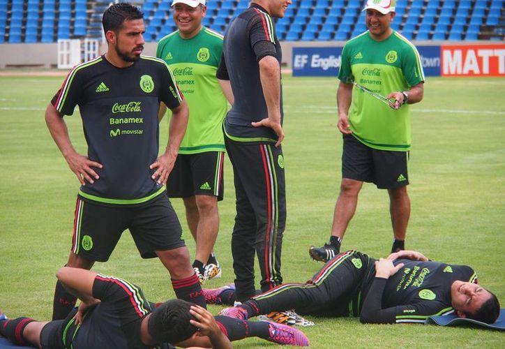 Al no ser Fecha FIFA, la 'Verde' no podrá contar con los jugadores 'internacionales'. (Foto: Notimex)