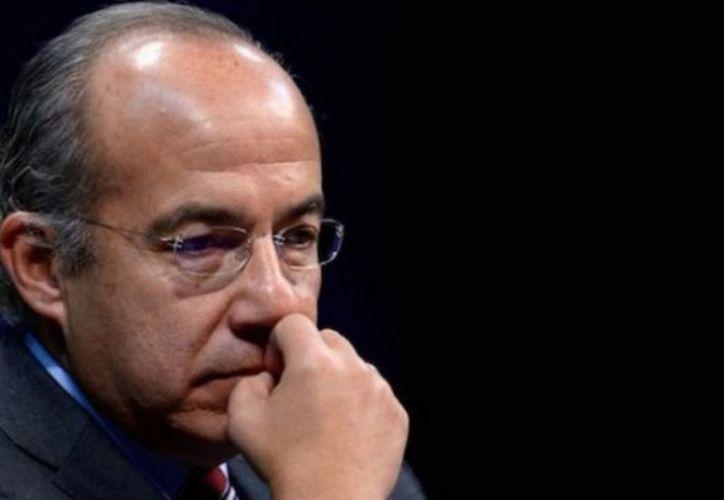 """Édgar Valdez """"La Barbie"""", declaró que el ex presidente Felipe Calderón encabezó reuniones con integrantes del Cártel de Sinaloa. (Tribuna)"""