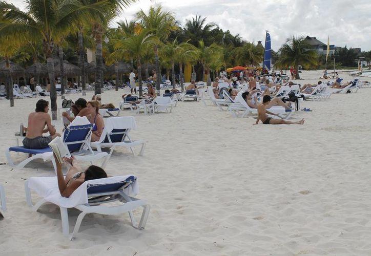 La innovación de la oferta turística de este destino atrae a los turistas. (Israel Leal/SIPSE)