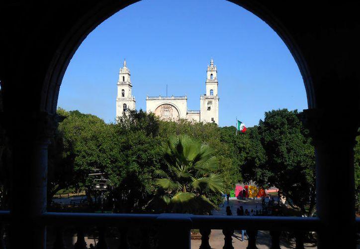Mérida se consolida como destino turístico: este verano 2017, según el sitio web despegar.com, es la ciudad que más creció en reservaciones. (Eduardo Vargas/SIPSE)