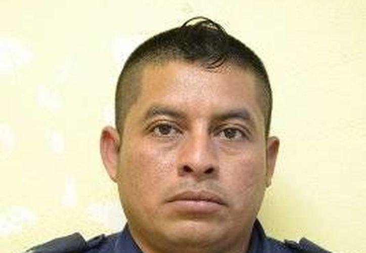 Carlos Santos Noh es el nuevo alcaide de la cárcel municipal. (Redacción/SIPSE)