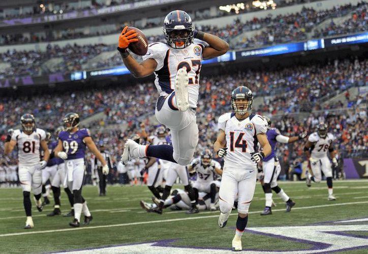 Los Broncos de Denver son el único equipo que ha asegurado descansar una semana. (Foto: Archivo/Agencias)