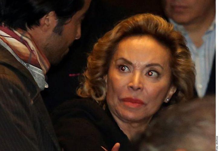 """Sobre el posible regreso de Gordillo, subrayó que """"no hay tiempo para el pasado"""".(Foto: Reforma)"""