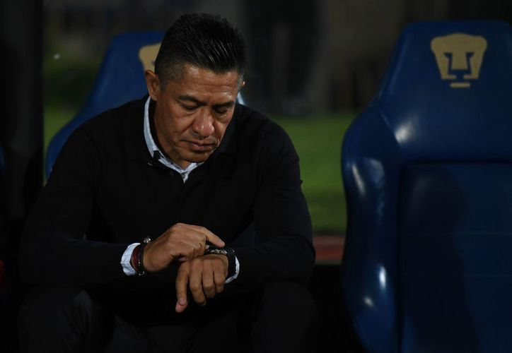 Presuntamente las declaraciones de Ignacio Ambriz donde apoyaba incondicionalmente a sus jugadores no le gustaron a la directiva del Necaxa. (Vanguardia MX)