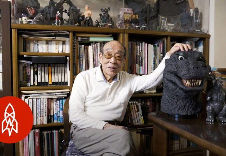 El actor  estudió a los animales al zoológico de Tokio para darle vida al mítico Godzilla. (Foto: Great Big Story )