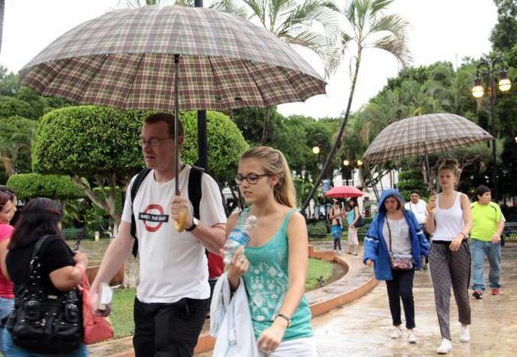 La Conagua anticipa temperaturas máximas de 31 a 35 grados para Yucatán, para este jueves. (SIPSE)