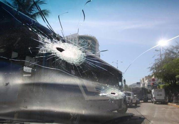 Al parecer los dos atentados tienen relación. (agenciairza.com)
