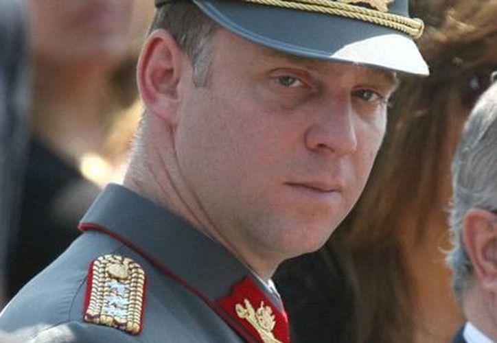 Excapitán del Ejército, Pinochet Molina competirá por el distrito 45 de la región del Bio Bio. (emol.com)
