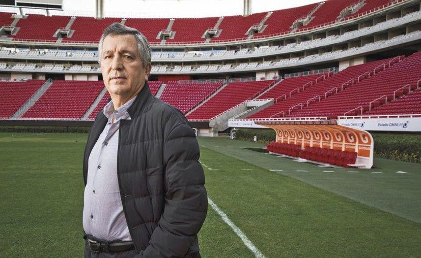 Jorge Vergara fue empresario, emprendedor y productor de cine.