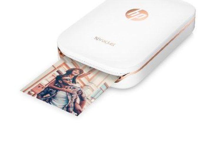 HP Sprocket permite imprimir fotos adhesivas. (Foto: Web Adictos)