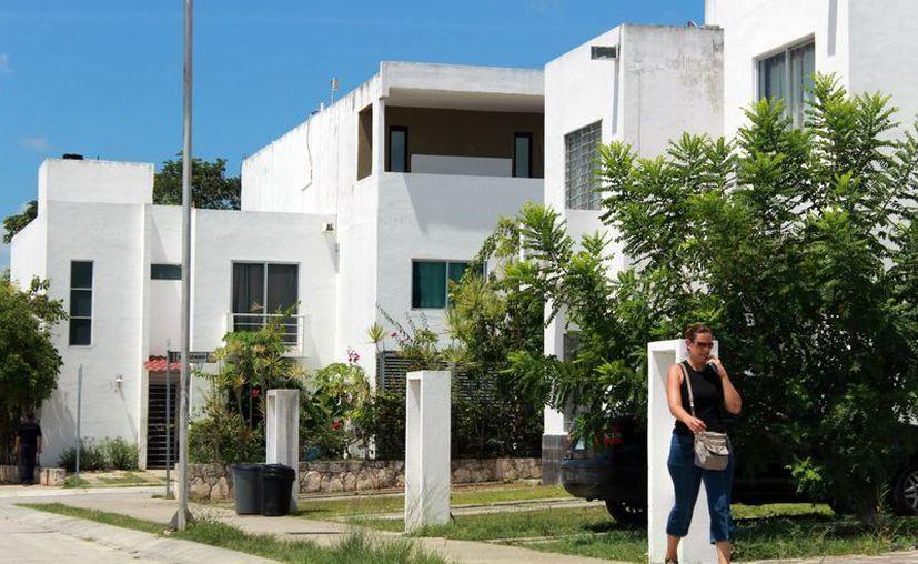 La compra de vivienda con subsidio impulsa al sector inmobiliario. (Luis Soto/SIPSE)