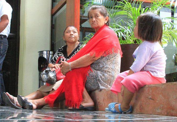 En el estado hay 70 mil adultos mayores. (Ángel Castilla/SIPSE)