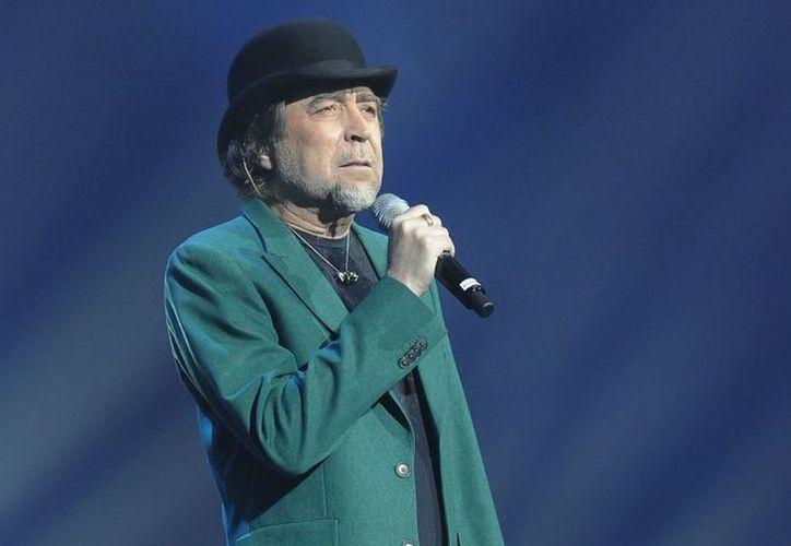 Por salud, el cantautor Joaquín Sabina canceló su gira por México. (Foto: El Español)